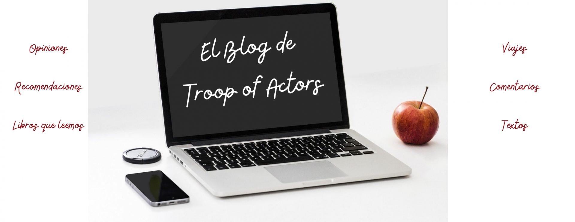 El blog de Troop of Actors
